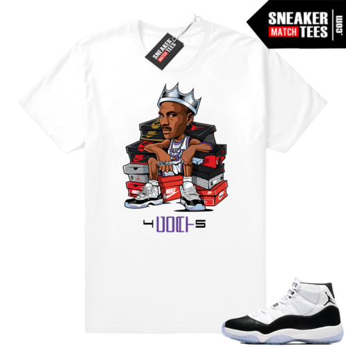 Concord 11 MJ King t-shirt
