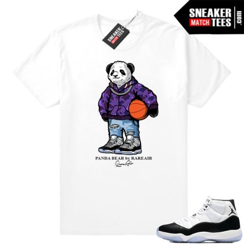 Concord 11 Rare Panda t-shirt