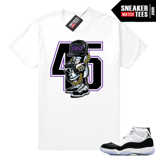 Concord 11 Sneakerhead trap t-shirt