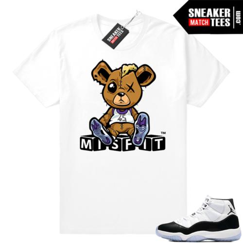 Concord 11 T-shirt Misfit Teddy
