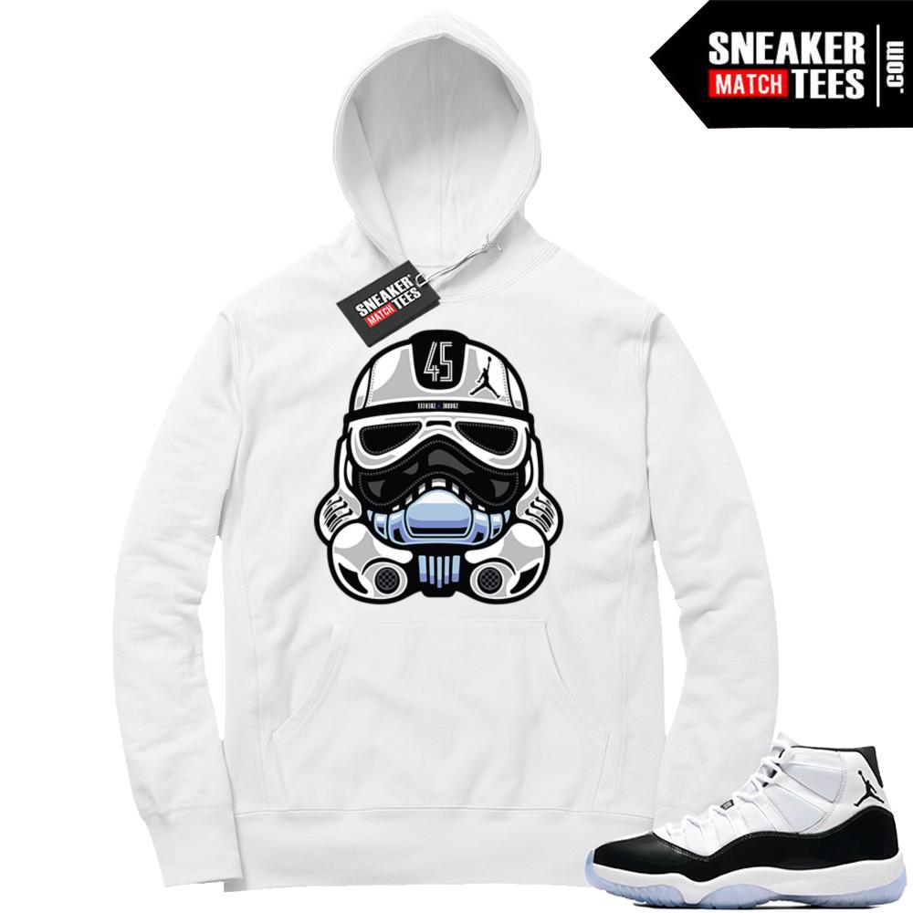 Concord 11 Trooper hoodie