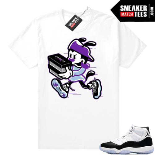 Concord 11s shirt match