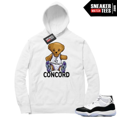 Concord Hoodie Jordan 11