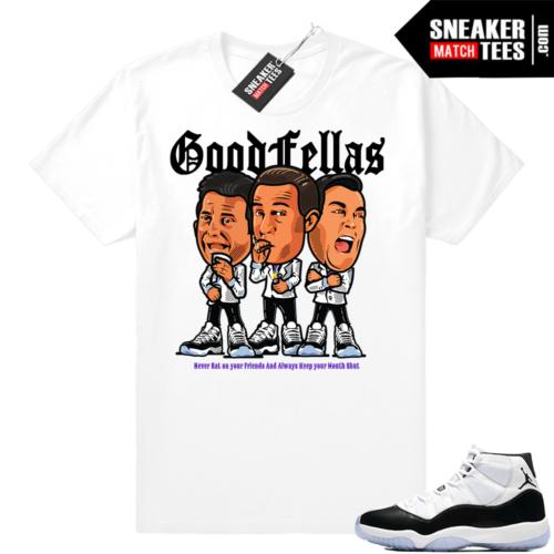 Jordan 11 Goodfellas T-shirt