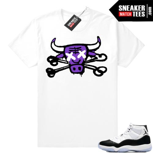 Jordan concords t shirt