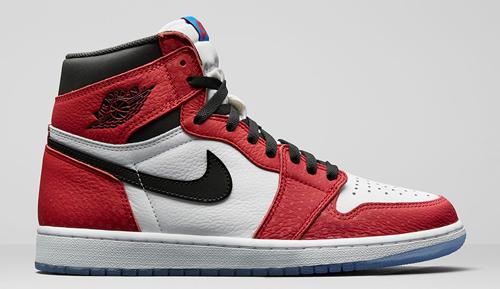 Jordan release dates Jordan 1 Spider-man