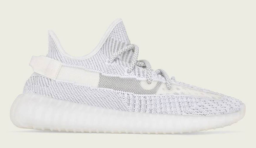Yeezy Release date Static Non reflective