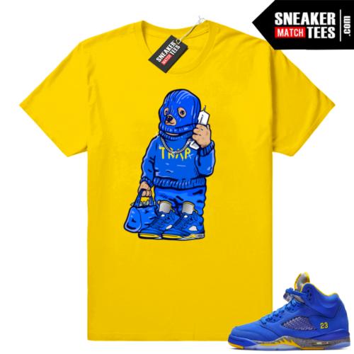 Air Jordan retro 5 sneaker tees Laney