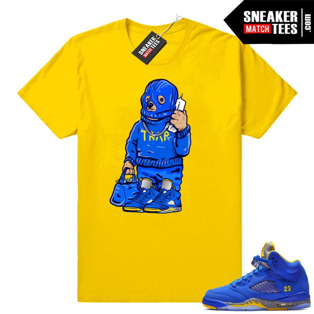 Air Jordan retro 5 sneaker tees Laney