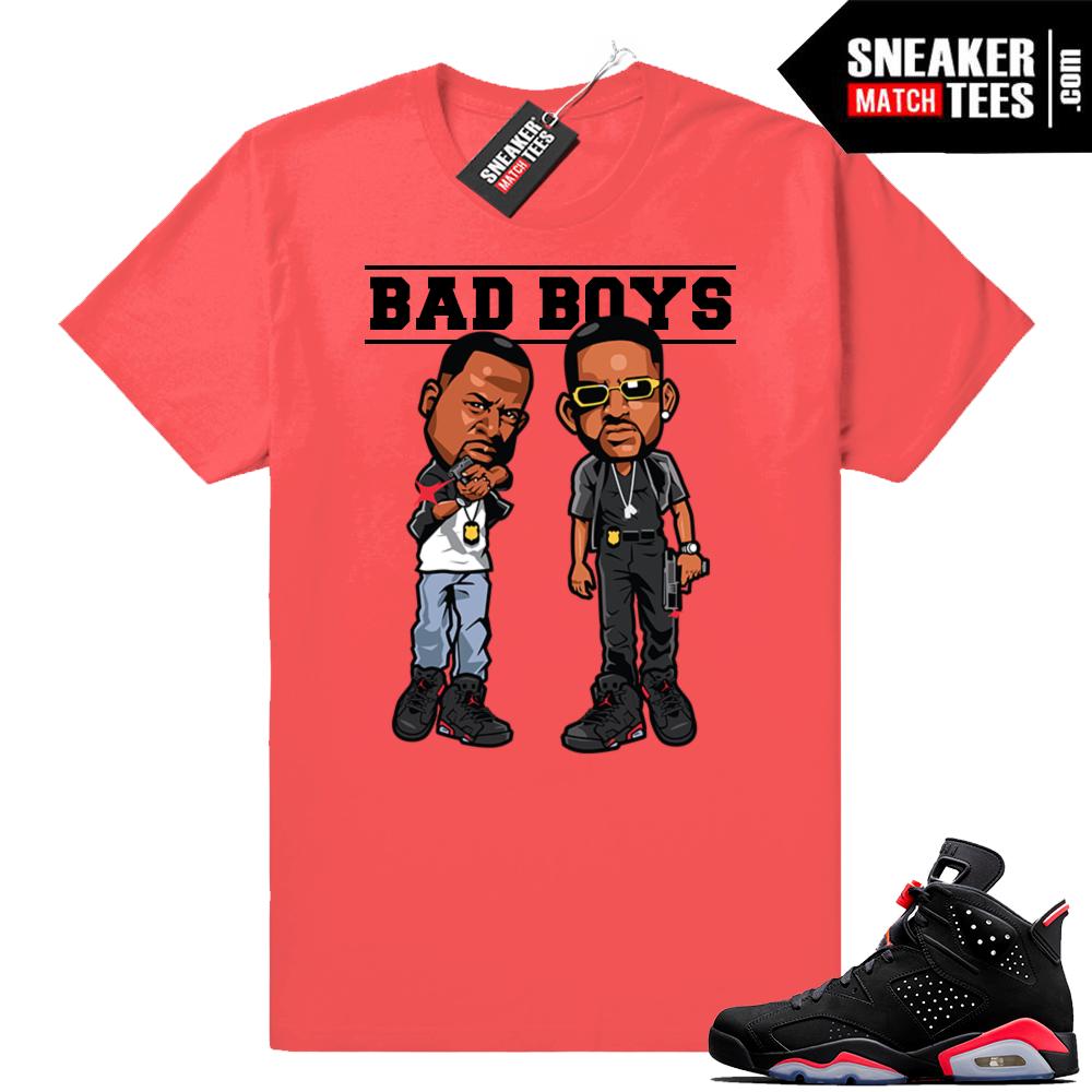 Infrared Jordan 6 shirt | Jordan