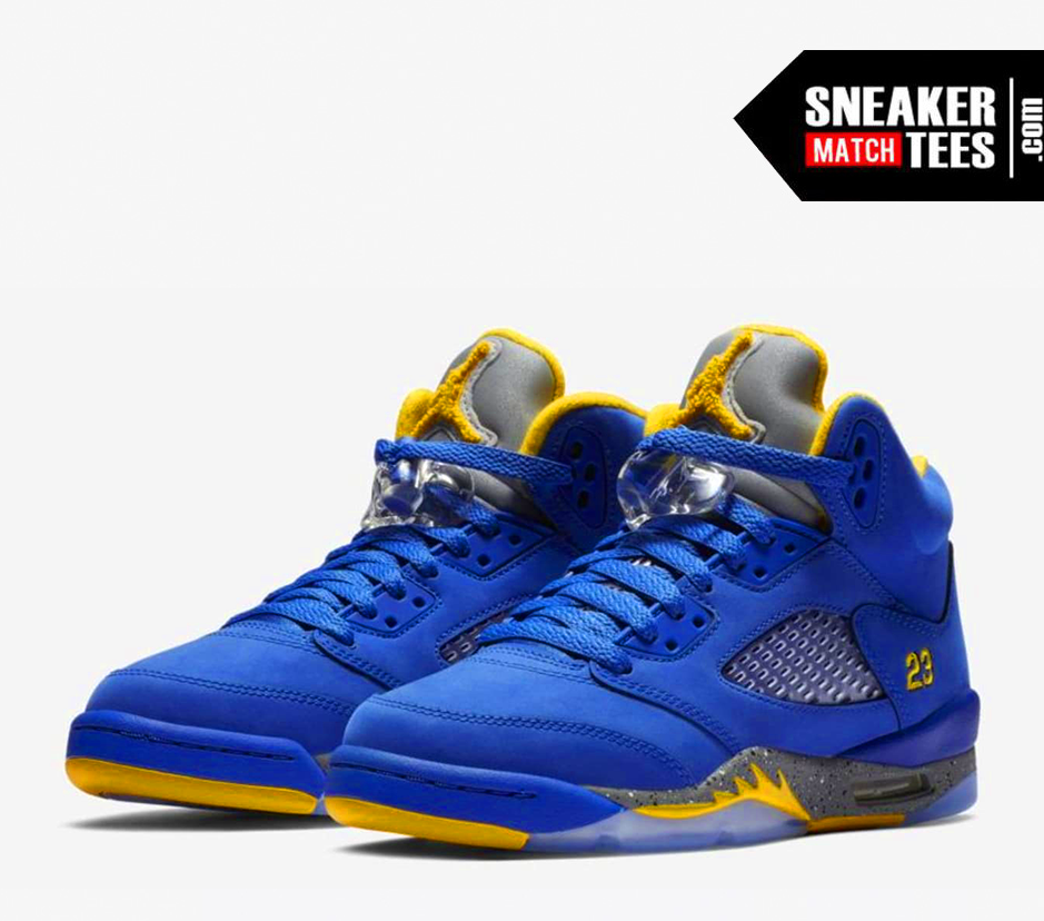 Jordan 5 Laney Royal (1)