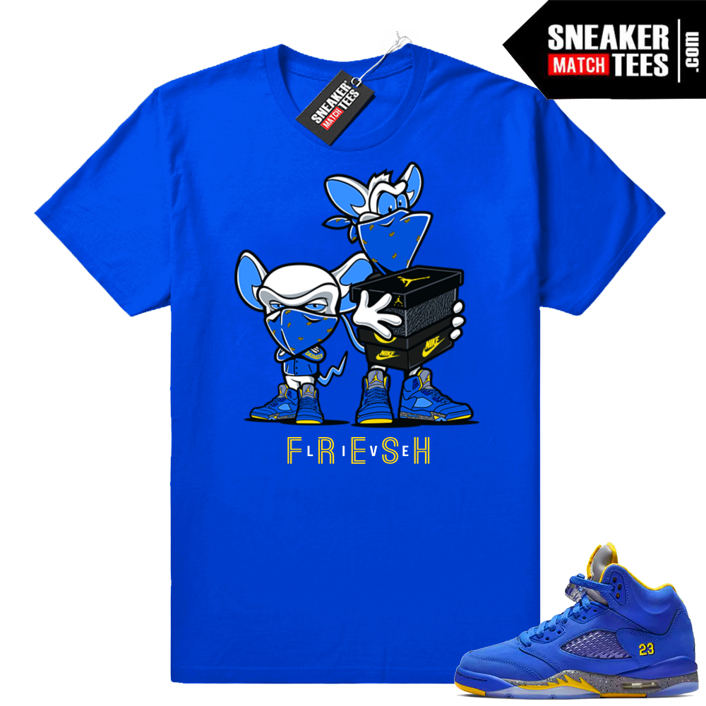 Jordan 5 Laney sneaker clothing