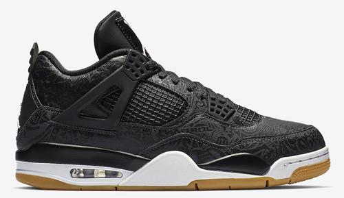 Jordan release dates Jordan 4 Black Gum laser