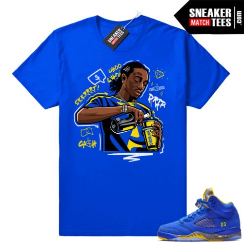 Laney 5 Jordan t-shirts