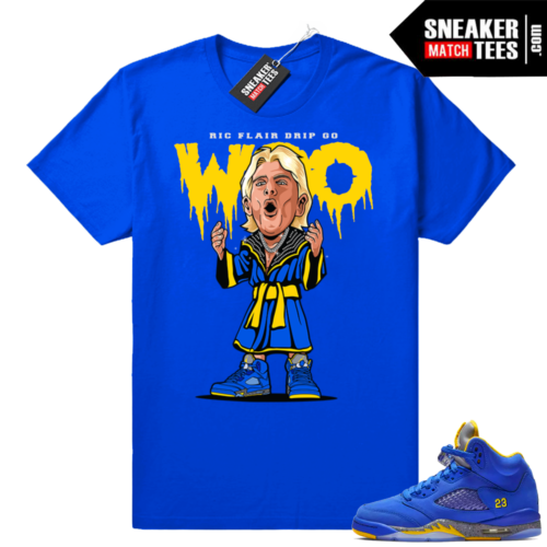 Ric Flair Drip Laney 5s t shirt