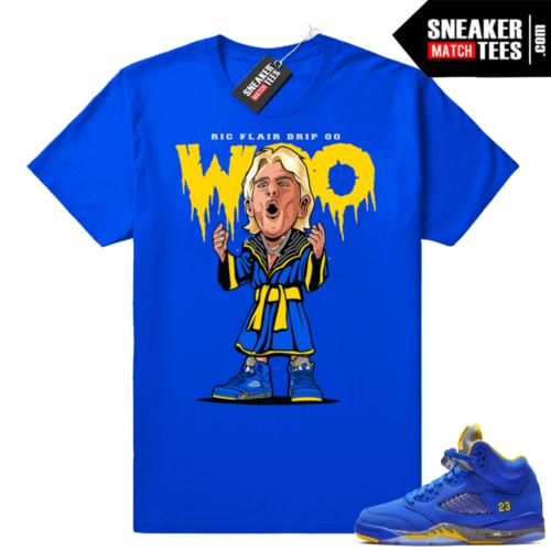 Ric Flair Drip Laney 5s t shirt