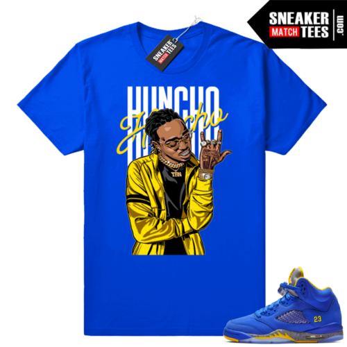 Sneaker shirts Laney 5s
