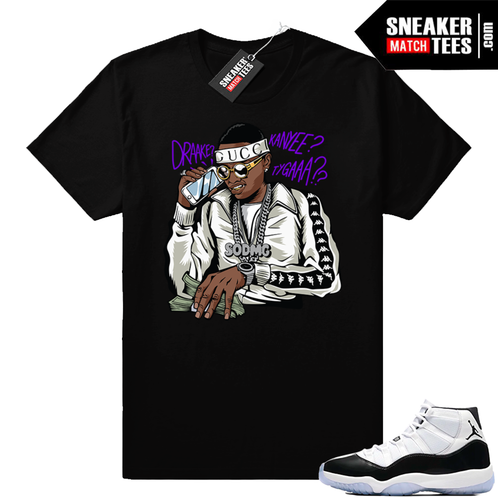Soulja Boy Biggest Comeback t shirt