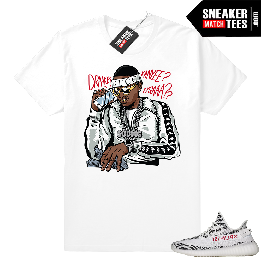 Soulja Boy Breakfast club t shirt