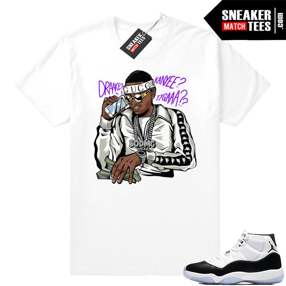 Soulja Boy Tyga meme shirt