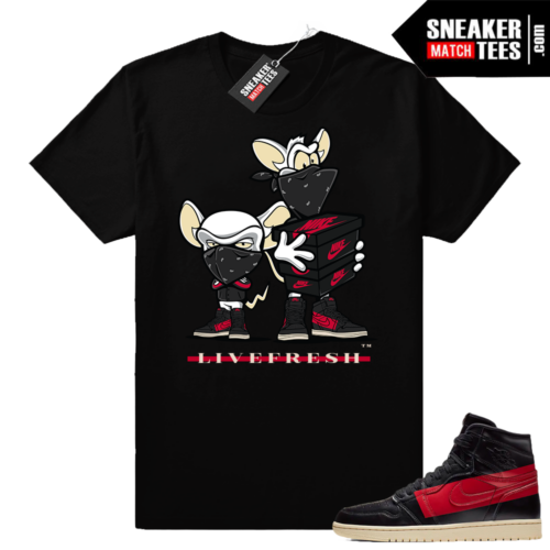 Air Jordan 1 Couture Sneaker shirt outfit