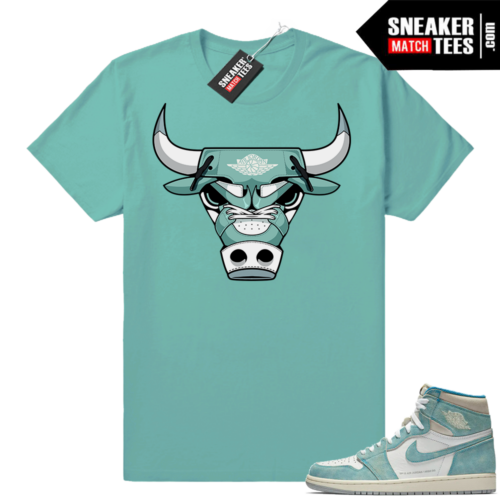 Air Jordan 1 Turbo Green shirts