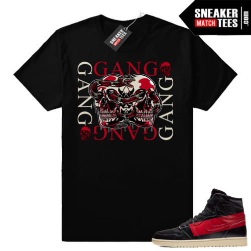 Air Jordan 1 shirt Couture