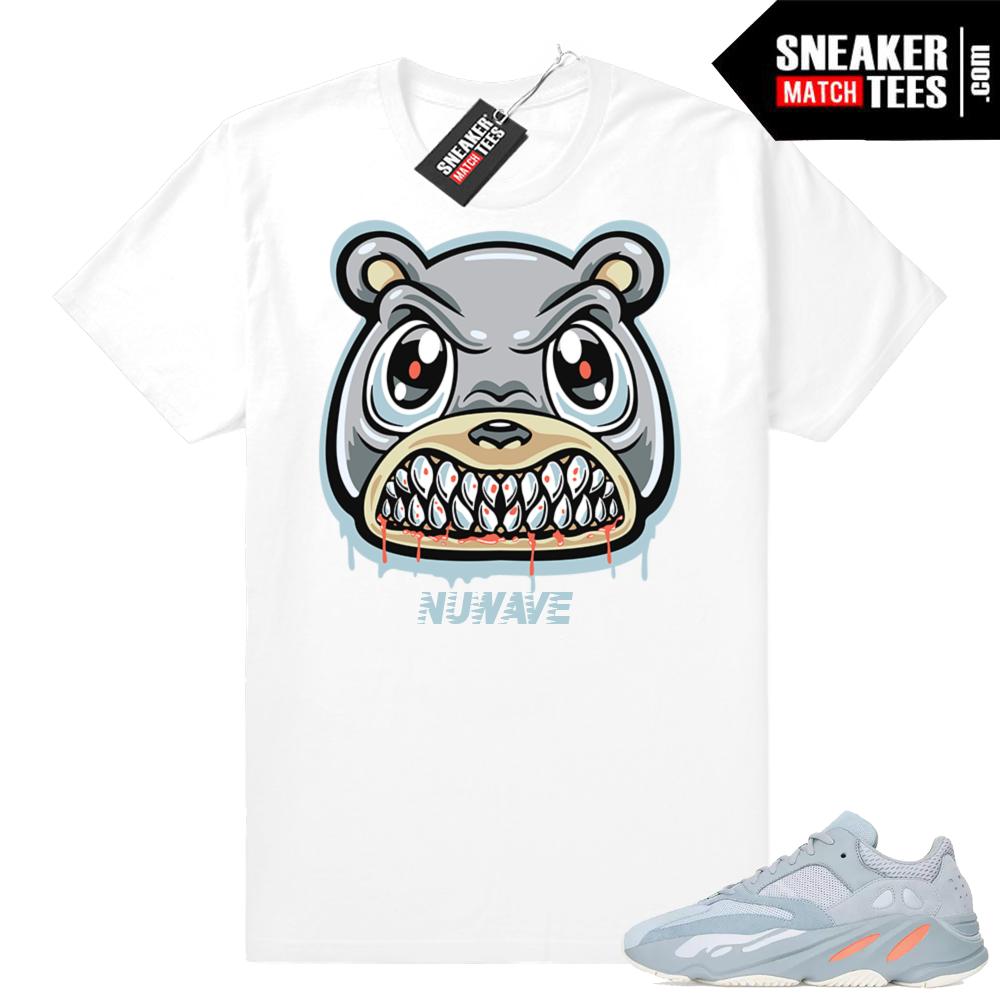 Inertia 700 Yeezy Sneaker tees