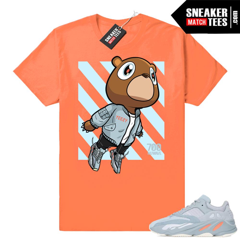 Inertia Yeezy 700 shirts