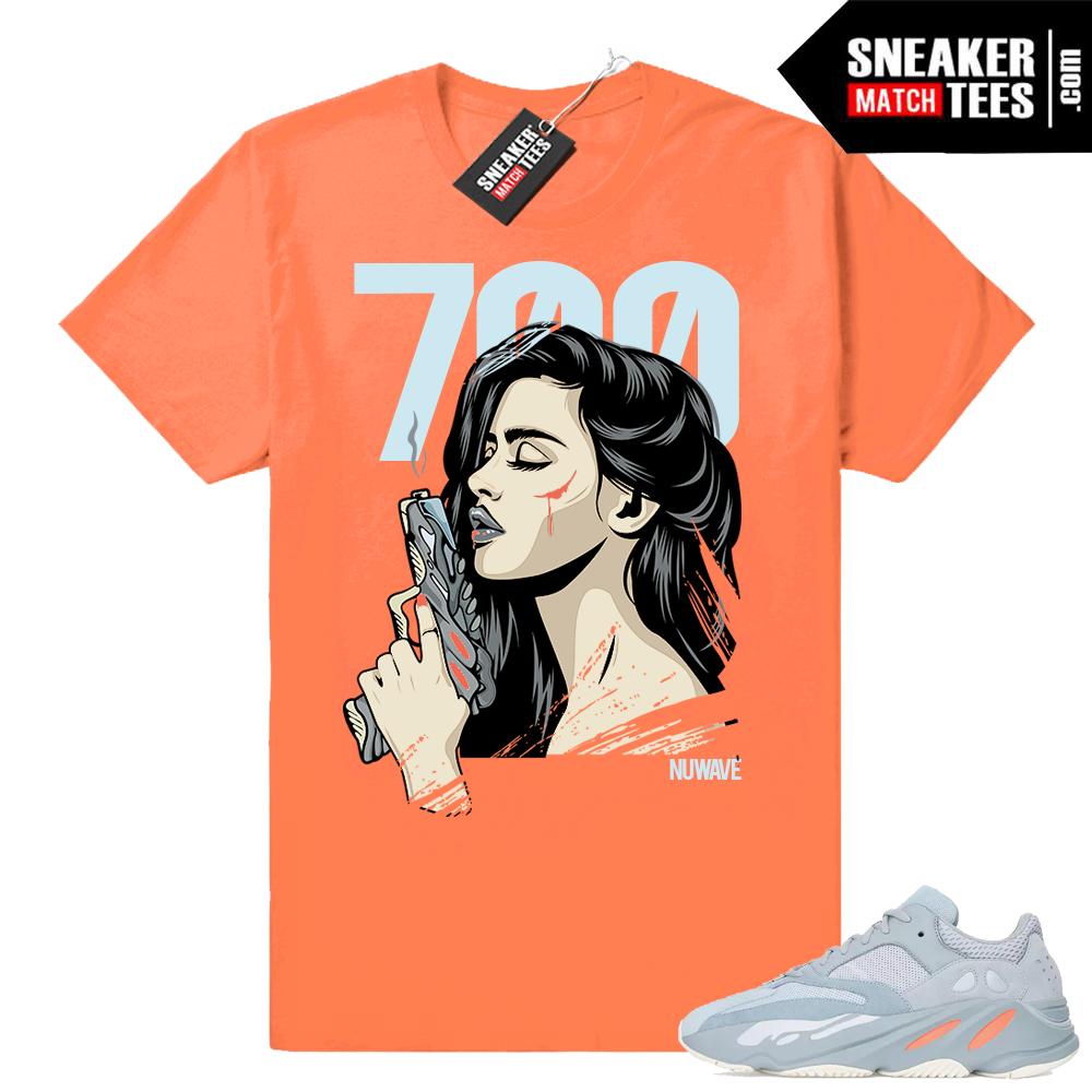 Inertia Yeezy Boost 700 shirts