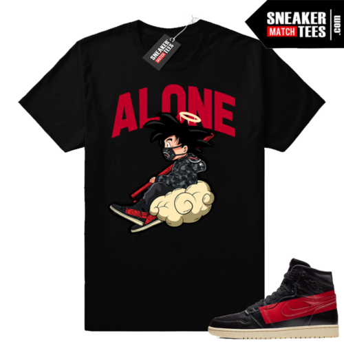 Jordan 1 Couture Alone tee