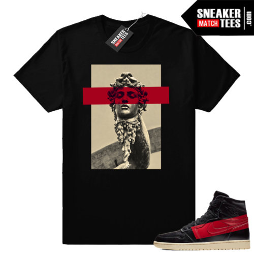 Jordan 1 Couture Death Before Dishonor shirt