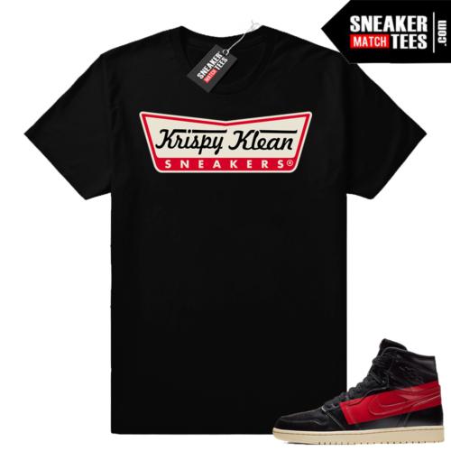 Jordan 1 Couture Krispy Klean Sneakers