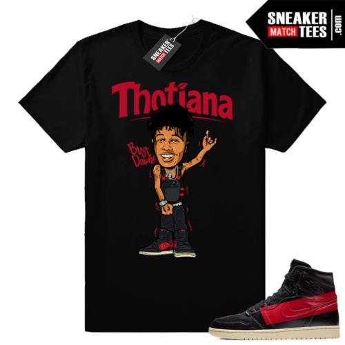 Jordan 1 Couture Sneaker tees shirts