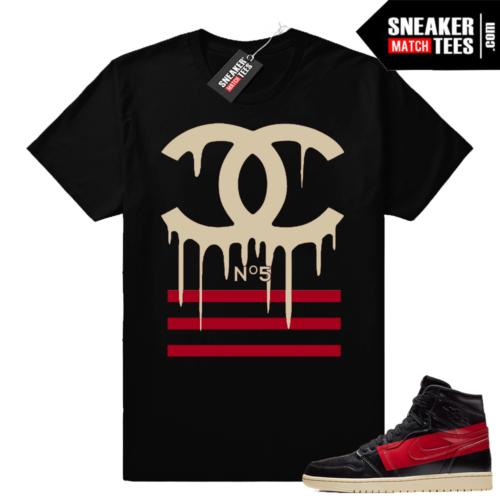 Jordan 1 Couture sneaker tee shirt