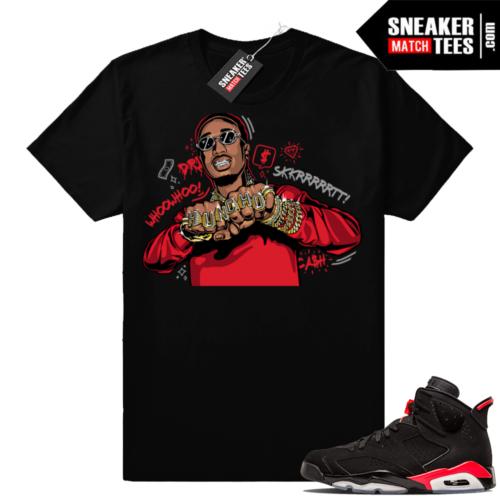 Jordan 6 infrared matching shirts