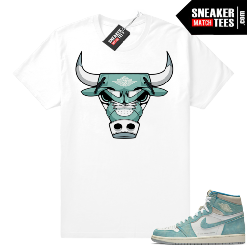 Jordan tees Turbo Green 1s