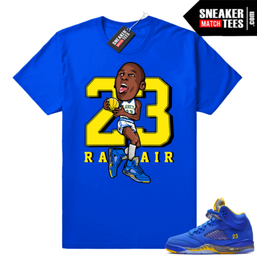 Laney High School MJ t-shirt