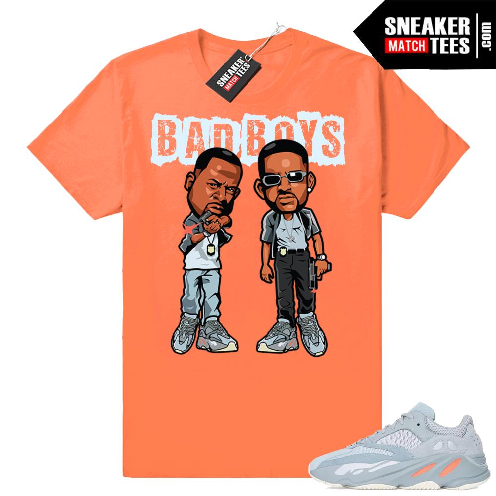 Match Sneaker tees Inertia 700 Yeezy
