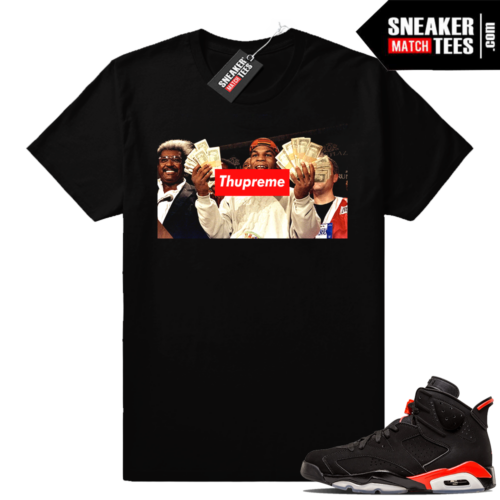 Mike Tyson Supreme t-shirt