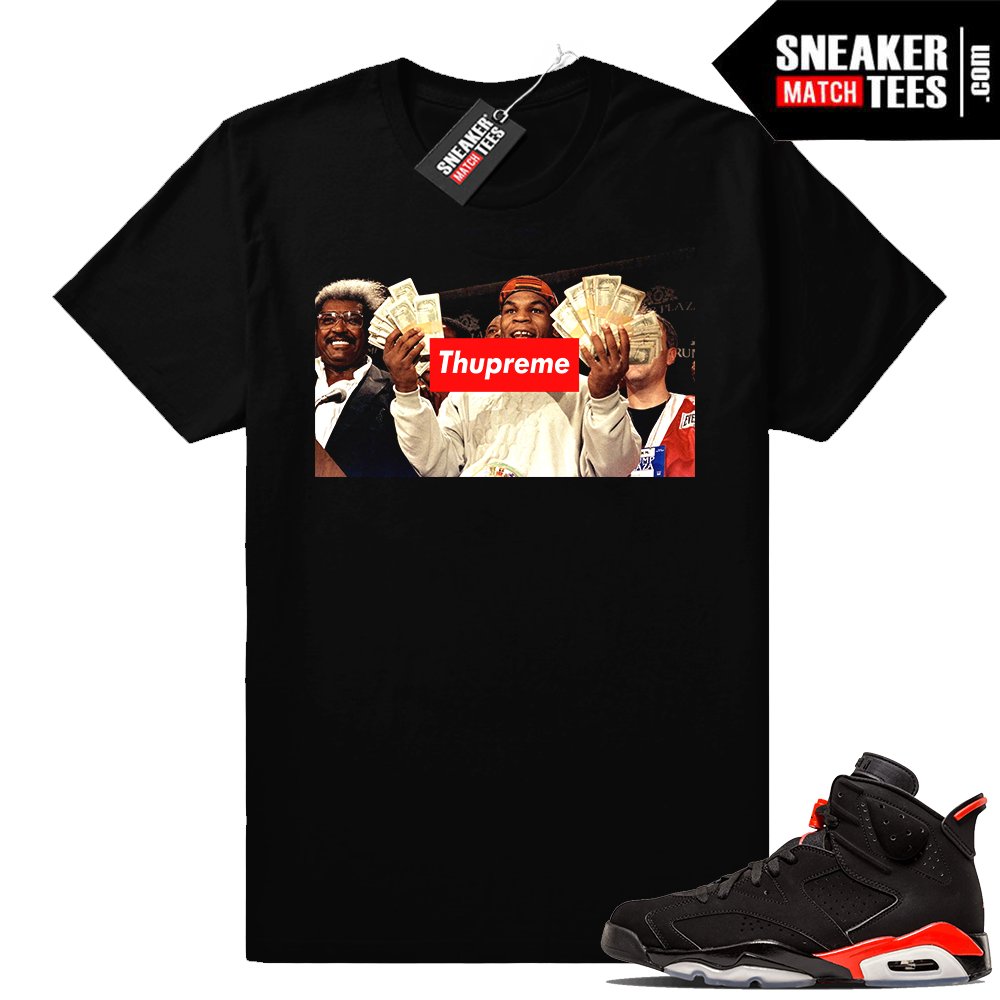 Mike Tyson Supreme t-shirt