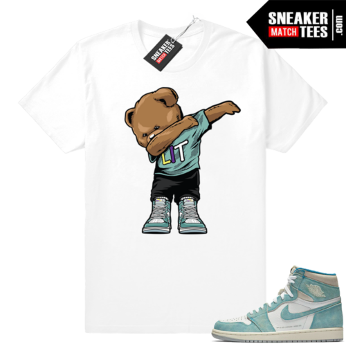 Shirts Turbo Green 1s Jordan