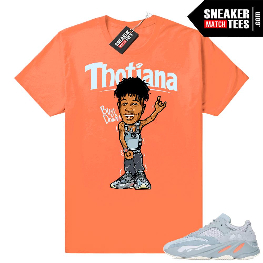 Shirts match yeezys inertia 700
