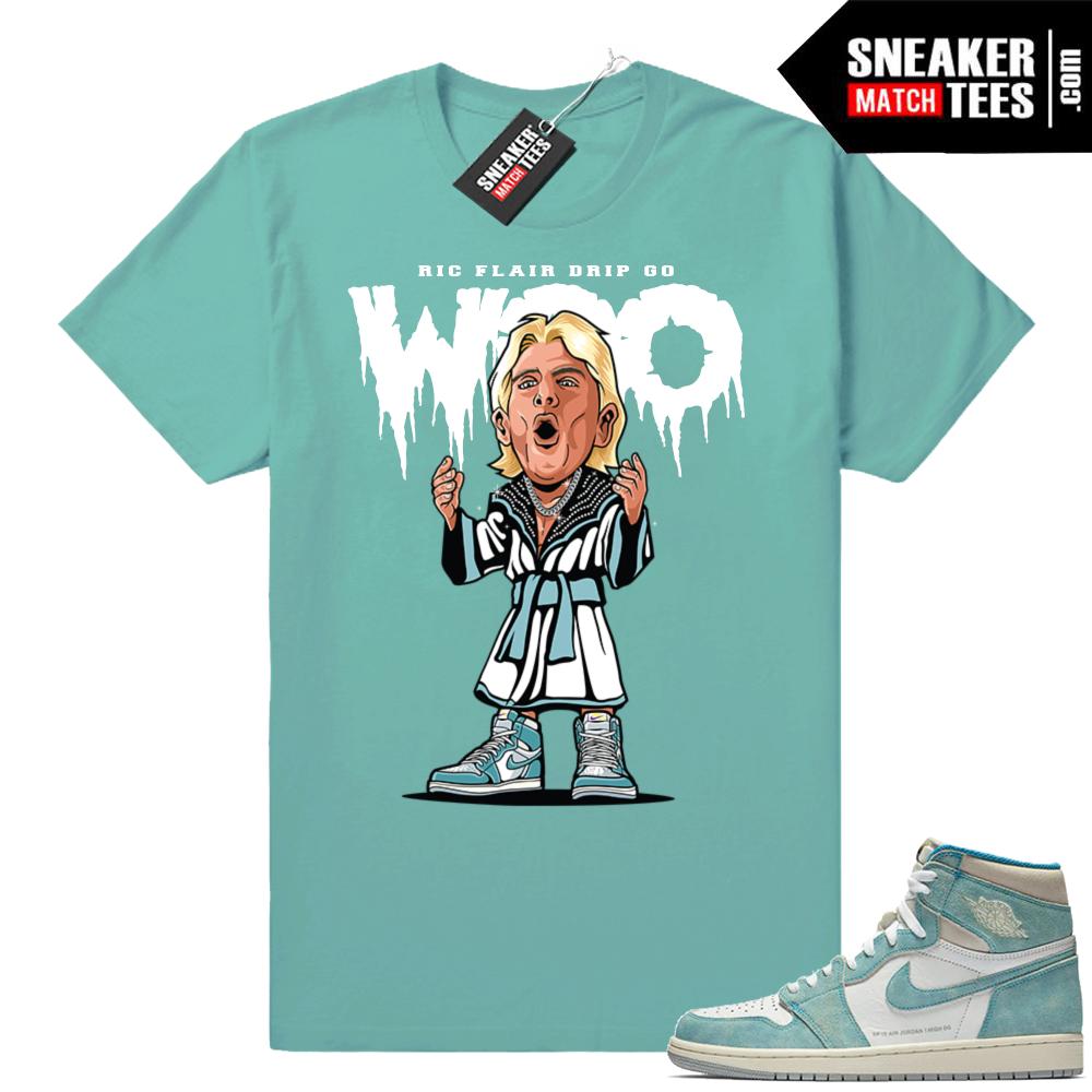 Shirts to match Jordan Turbo Green 1s