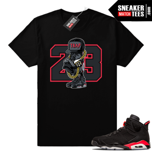 Sneaker Head Trap Infrared 6 tee