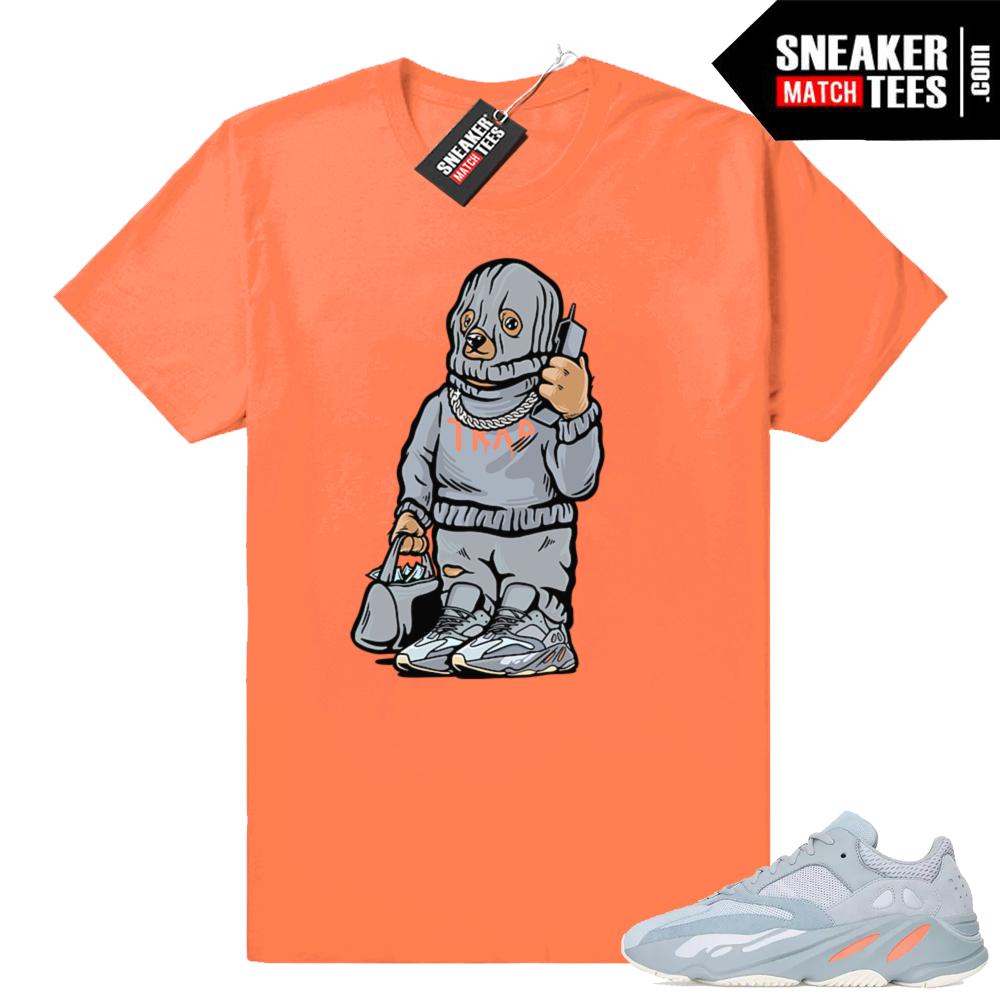 Sneaker tees Yeezy 700 Inertia