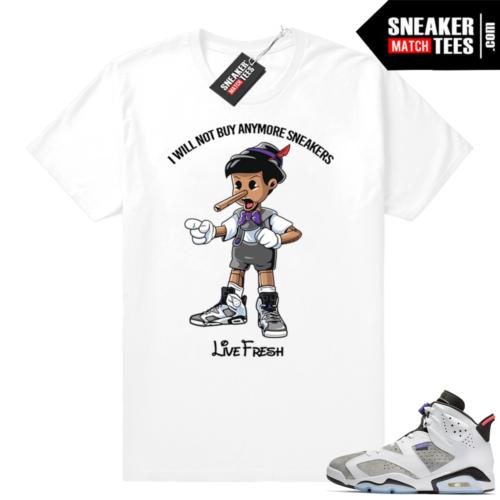 Sneakerhead Pinocchio t shirt