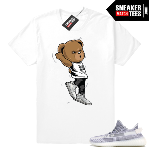 Static Yeezy 350 t-shirt match