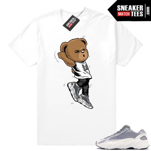 Static Yeezy 700 V2 tee shirts