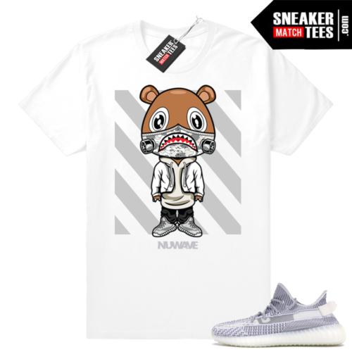 Static Yeezy Boost 350 sneaker tees